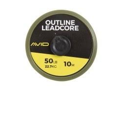 Avid Carp Outline Leadcore 50lb
