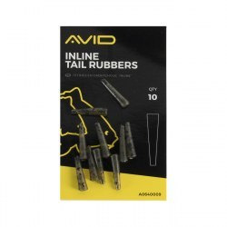 Avid Carp Inline Tail Rubbers