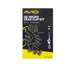 Avid Carp Micro QC Lead Clip Kit