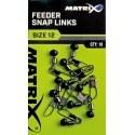 Matrix Feeder Bead Snap Links Size 14